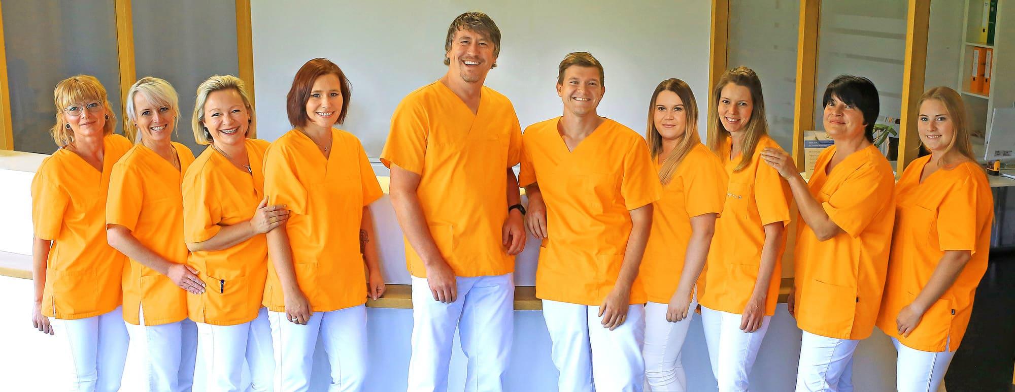 Praxis für Oralchirurgie Gera Team